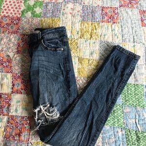 eunina midrise skinny jeans!